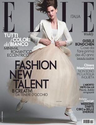 Elle Italia N.6 - 22 Febbraio 2020