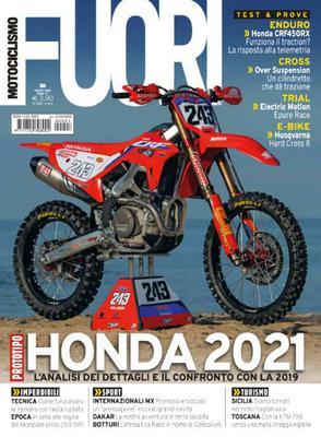 Motociclismo Fuoristrada - Marzo 2020