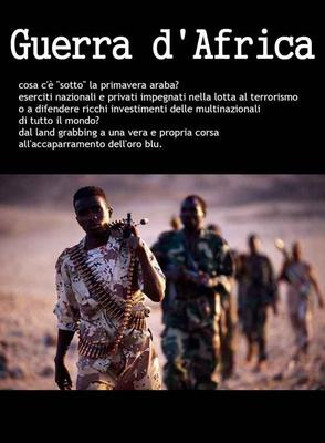 Michele Di Salvo - Guerra d'Africa (2014)