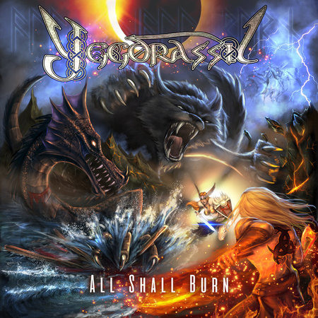 cover artn4uhk - Yggdrassil - All Shall Burn (2017)