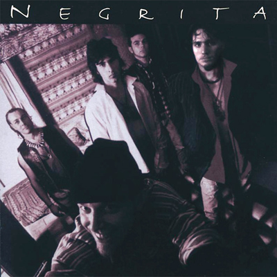 Negrita - Negrita (1994).Mp3 - 320Kbps