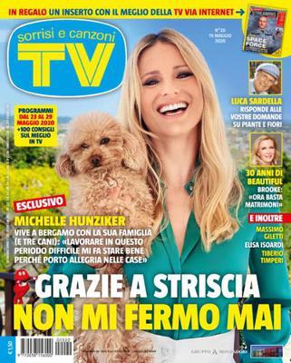 TV Sorrisi e Canzoni N.20 - 19 Maggio 2020