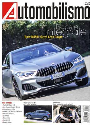 Automobilismo - Aprile-Maggio 2020