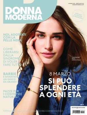 Donna Moderna N.12 - 05 Marzo 2019