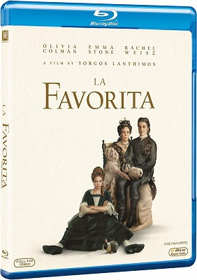 La Favorita 2018  .avi AC3 BDRIP - ITA - leggendaweb