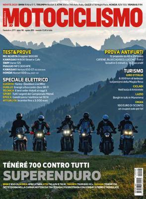 Motociclismo Italia - Agosto 2019