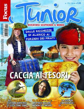 Focus Junior - Agosto 2018