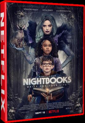 Nightbooks - Racconti Di Paura 2021 .avi AC3 WEBRIP - ITA - italydownload