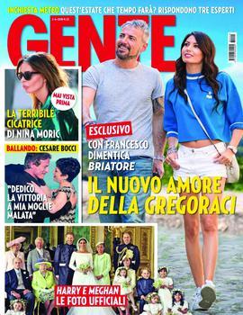 Gente Italia N.22 - 02 Giugno 2018