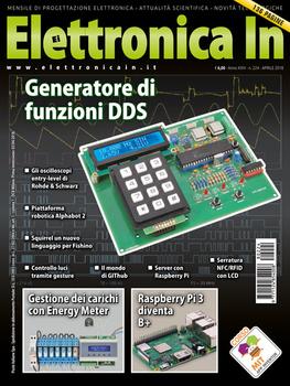 Elettronica In N.224 - Aprile 2018