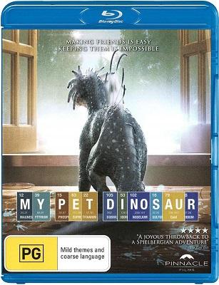 My Pet Dinosaur 2017 .avi AC3 BRRIP - ITA - oasivip