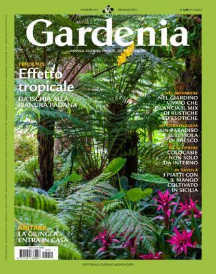 Gardenia - Gennaio 2021