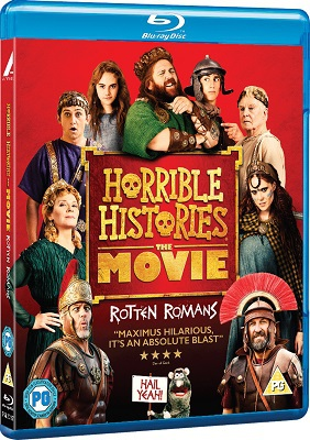 Horrible Histories The Movie - Rotten Romans 2019 .avi AC3 BDRIP - ITA - leggenditaly