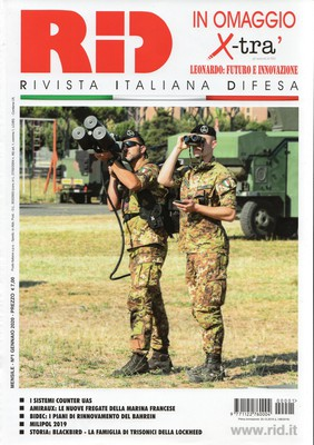 Rivista Italiana Difesa - Gennaio 2020