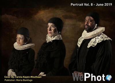 WePhoto. Portrait Vol.8 - Giugno 2019