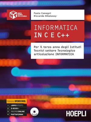 Camagni Paolo, Nikolassy Riccardo - Informatica In C E C++ (2015)