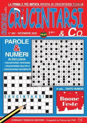 Crucintarsi & Co – Dicembre 2020