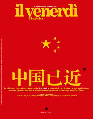 Il Venerdi di Repubblica N.1671 - 27 Marzo 2020
