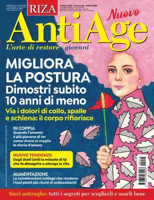 Riza AntiAge - Ottobre 2019