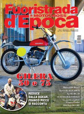 Fuoristrada & Motocross d'Epoca - Marzo-Aprile 2021