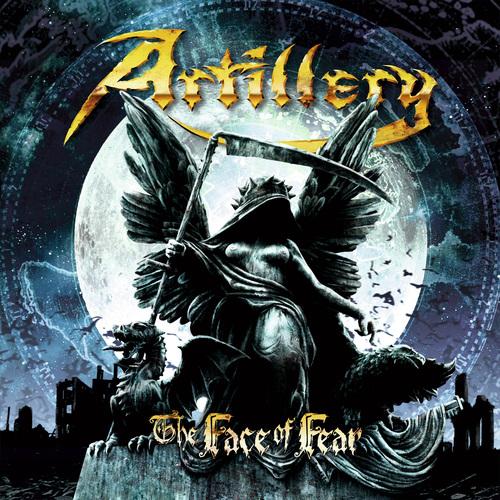 Artillery - The Face of Fear (2018)