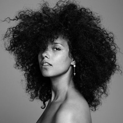 Alicia Keys - Here (Deluxe Ed.)(2016).Mp3 - 320Kbps