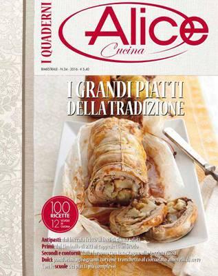 I Quaderni di Alice Cucina - Numero 34 2016