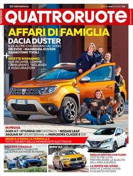 Quattroruote Italia - Aprile 2018