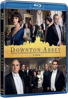 Downton Abbey 2019 .avi AC3 BDRIP - ITA - leggenditaly