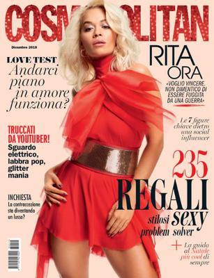 Cosmopolitan Italia - Dicembre 2018