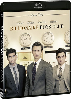 Billionaire Boys Club 2018 .avi AC3 BDRIP - ITA - leggenditaly