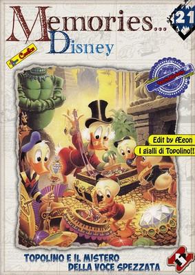 Memories Disney 21 - Topolino e il mistero della voce spezzata (2016)