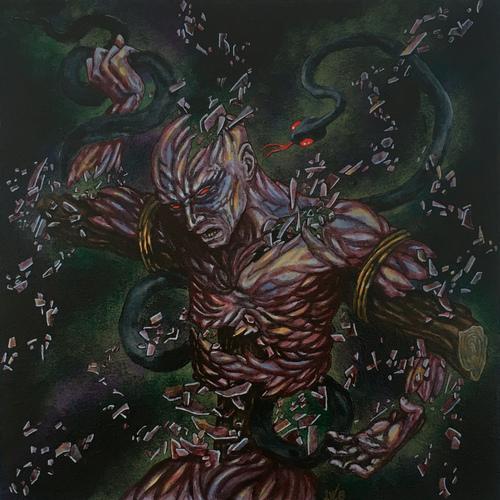Convulsing - Grievous (2018)