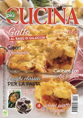 piuCUCINA - Ottobre 2019