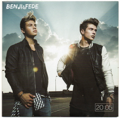 Benji & Fede - 20.05 (2015).Mp3 - 320Kbps
