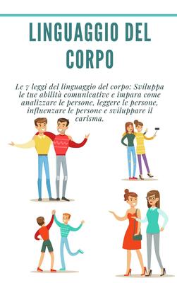 Georges Raymond - Linguaggio del corpo. Le 7 leggi del linguaggio del corpo (2019)