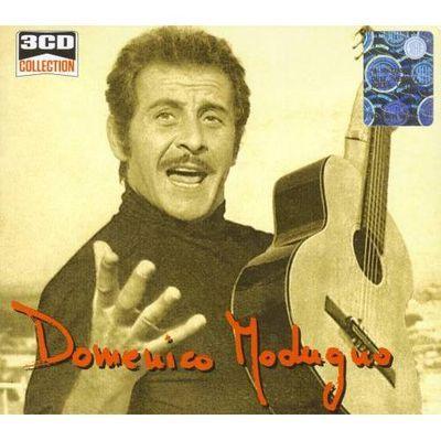 Domenico Modugno - Domenico Modugno [3 CD Collection] (2013).WAV COPIA 1:1 16Bit 44100Hz