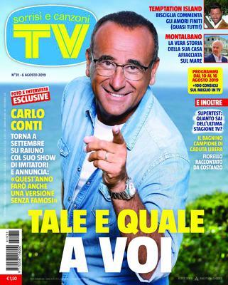 TV Sorrisi e Canzoni N.31 - 06 Agosto 2019