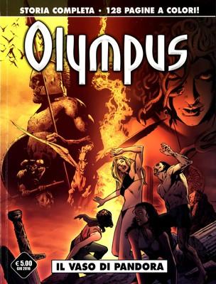 Olympus - Il Vaso di Pandora (2016)
