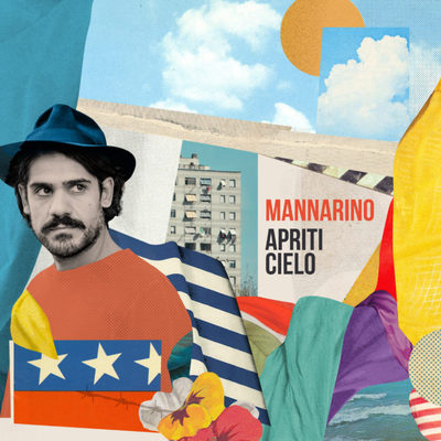 Mannarino - Apriti Cielo (2017).Mp3 - 320Kbps