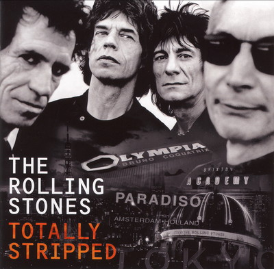 The Rolling Stones - Totally Stripped (2016)by Magico.Mp3 - 320Kbps