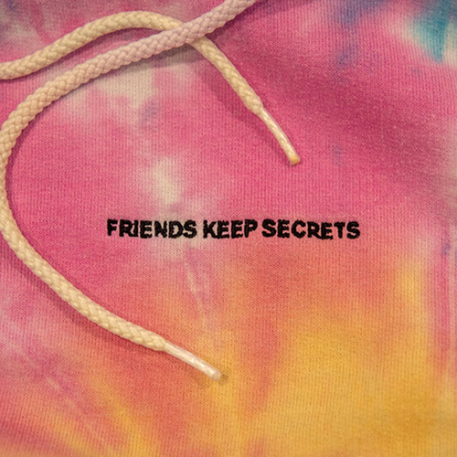 Benny Blanco - FRIENDS KEEP SECRETS (2018)