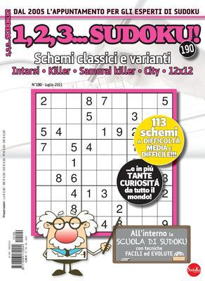 123 Sudoku – Luglio 2021