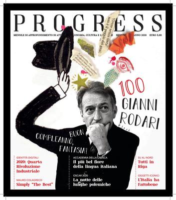 Progress Magazine - Febbraio 2020