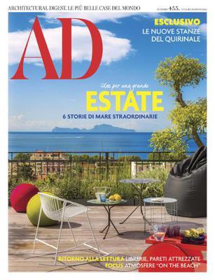 AD Architectural Digest Italia N.445 - Luglio-Agosto 2019