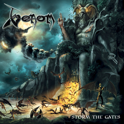 Venom - Storm The Gates (2018)