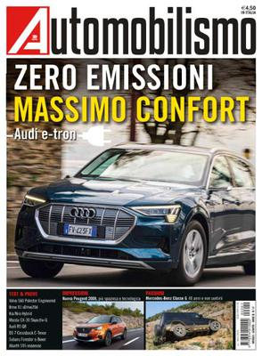 Automobilismo - Gennaio-Febbraio 2020