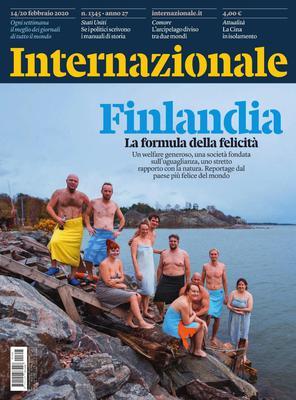Internazionale N.1345 - 1420 Febbraio 2020