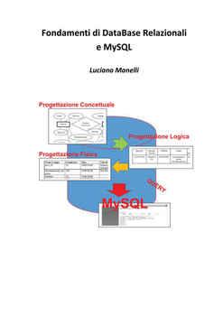 Luciano Manelli - Fondamenti di database relazionali e mysql (2015)