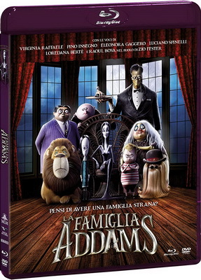 La Famiglia Addams (2019) .avi AC3 BDRIP